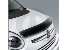 Fiat 500L Front Air Bug Tinted Deflector Shield OEM 82213911AB