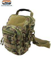 BTP Camo Hex Tac Tactical Explorer Pistol Holder Shoulder Day Bag Back Pack MTP