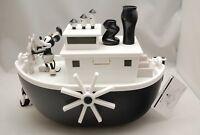 Tokyo Disney Resort Limited Steamboat Willie Popcorn Bucket 2018 Container Case
