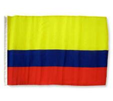 "12x18 12""x18"" Colombia Sleeve Flag Boat Car Garden"