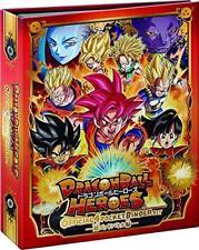 Dragon Ball Heroes Official 4 pocket binder set Ultra God Battle Japan