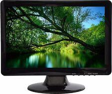 12 inch wide screen LED LCD HDMI/VGA