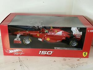 1:18 Ferrari F150 Italia  Felipe Massa 2011 #6 By HotWheels NEW
