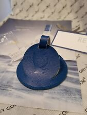 Grey Goose Collection Custom leather Luggage Travel Golf bag ID Tag Unique