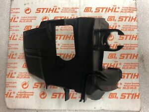 stihl fs94r,hl94  shroud air guide heat shield primer bulb holder  NEW OEM