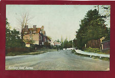 Rare VTG Postcard.Sudbury Road,Harrow.Unposted.B&Ds KROMO Series No.21147.J16