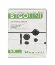 Interfono Midland Bt- Go Plug & Play Universale - PROMO SPEDIZ.