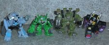 Transformers ROBOT HEROES Apagón Patines Brawl Kickback Lote De 3