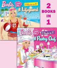 Deluxe Pictureback Ser.: I Can Be a Pastry Chef/I Can Be a Lifeguard (Barbie)...