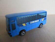 411K Jouet à Friction Bus Jumbo Hound Bleu L 12,7 cm