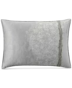 Hotel Collection Muse Standard & Euro Pillow Sham - Grey