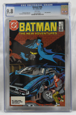 Batman #408 DC Comics CGC Graded 9.8 NM/MT white pages 1987 Origin Jason Todd