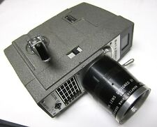 BELL & HOWELL ZOOM ELECTRIC EYE MODEL 310  8MM MOVIE CAMERA VINTAGE