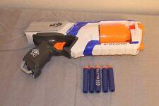 Nerf N-Strike Elite Strongarm Nerf Gun with S-Darts Used, Works great