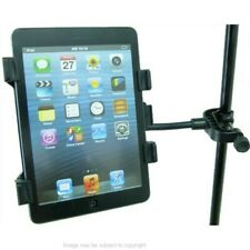 Tablet PC Holder Mount for Music Microphone Stands fits 7