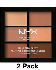 NYX Pro Lip Cream Palette 2 Pack-PLCP02 The Nudes