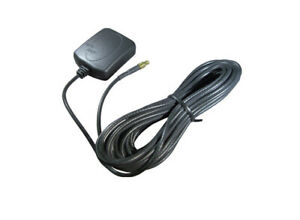 GPS External Active Antenna MCX male 15ft cable for GlobalSat AT-65-MCX