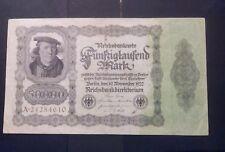 Germania 50000 di marchi 1922