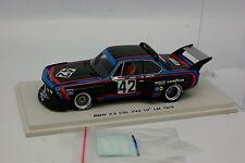 Spark 1/43 - BMW 3.5 CSL n°42 Le Mans 1976 Gitanes