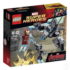 LEGO Marvel Super Heroes 76029 Iron Man vs. Ultron | Brand New InStock Australia
