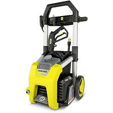 Karcher K1700 Electric Power Pressure Washer 1700 PSI TruPressure, 1.2 GPM