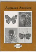 Australian Smocking - Issue No 05 - June 1988 - Extremely Rare