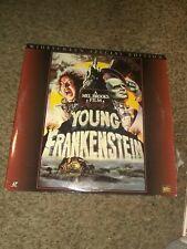 Young Frankenstein Widescreen Special Edition Laserdisc