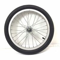 "16"" Front Alloy Bicycle Wheel w/ 1.75"" Tire - Mini-BMX Bike #P80"