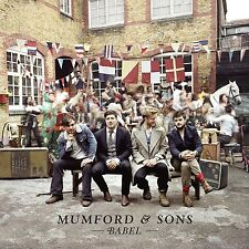 MUMFORD & AND SONS ( BRAND NEW CD ) BABEL ( I WILL WAIT ) 2012