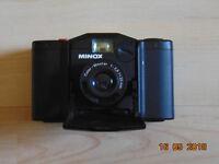 Minox 35 EL Color-Minotar 2.8/35mm lens.