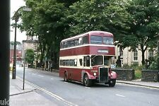 Rossendale Transport PD3 31 Bus Photo