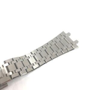 26mm Aftermarket High Quality Steel Band Bracelet for/fit AP RO Audemars Piguet