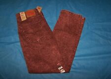 Size 33x32 Mens Athletic Taper Levi Strauss Jeans 541 Stretch