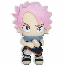 """New 8"""" Natsu Dragneel GE Animation Official Fairy Tail Anime Plush -GE-6969"""