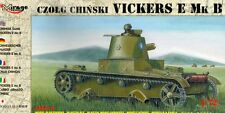 VICKERS E MK B (CHINESE & FINNISH ARMY MARKINGS) #621  1/72 MIRAGE