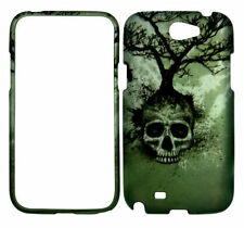 Night Skull Tree  for Samsung Galaxy Note 2 N7100 Cover Case ,