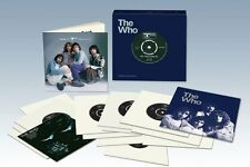 "THE WHO, THE TRACK SINGLES (1967-1973), 15 x 7"" SINGLES BOX (NEW)"