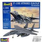 F-15E STRIKE EAGLE - 1/144 Revell Modern Military Aircraft Model Kit #3972