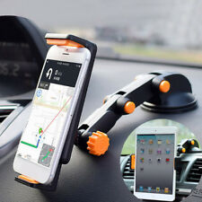 """360° car windshield mount holder for 7-11"""" iPad Mini/2/3/4/Air iPhone tablet  $m"""