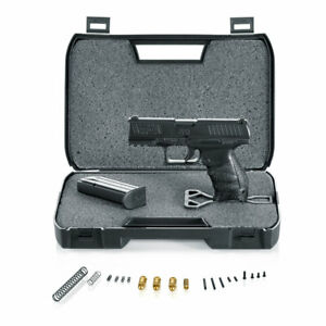 Walther PPQ Pistole Miniaturmodell zerlegbar inkl. Waffenkoffer Waffe