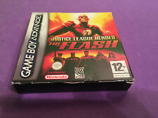 Justice league heroes The flash  game boy advance