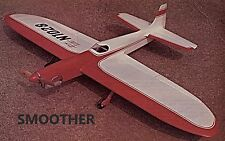 "Model Airplane Plans (UC): Smoother 54½"" Stunt .29-.35 based on Smoothie/Nobler"