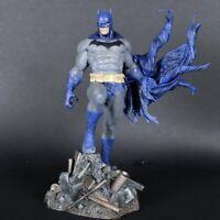 """🚨🦇 BATMAN DEFIANT STATUE DC Comics Gallery Diorama Figure 10"""" PVC Batman #702"""