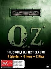 Oz : Season 1 (DVD, 2007, 2-Disc Set) R-4, NEW AND SEALED, FREE POST AUS-WIDE