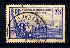 FRANCIA - 1939 - Partecipazione della Francia all'esposizione di New York