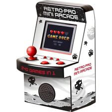 Nifty Hand Held Retro Mini Arcade Vintage System 240 Video Games  Brand NEW!!