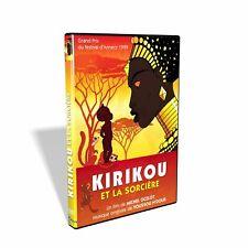 Kirikou et la Sorcière DVD1998Michel Ocelot&Youssou N'Dour3333297185332Sorceress