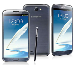 Samsung Galaxy Note 2 GT-N7100 16GB 3G 5.5in GSM Original Unlocked Smartphone