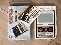 Nintendo Game & Watch Donkey Kong Jr. Panorama Screen CJ-93 von 1983 RAR Selten!