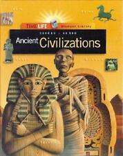 Ancient Civilizations: 3000 Bc-Ad 500 (Time-Life Student Library) by , Good Book